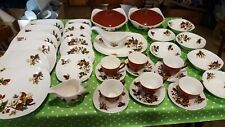 Midwinter stylecraft 1960's tea set - 35 pieces - Rosewood