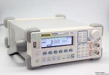 RIGOL DG1022U Arbitrary Waveform Function signal Generator 25Mhz AWG 2ch       R