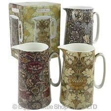 Nuevo Porcelana Fina William Morris Diseño Floral Jarros Por Leonardo Caja De Regalo Vintage