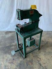 New listing 29 Ton Whitney-Jensen Model #29 Kick Press: Ybm Stock #10748
