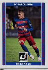 Donruss Soccer 2015 Fantastic Finishers Chase Card #10 Neymar Jr