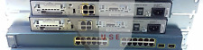 CISCO CCNA CCNP LAB STARTER KIT 1841 ROUTER 3560 SWITCH WIC CARDS DTE DCE CABLES