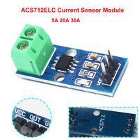 ACS712 5A 20A 30A Stromsensor Modul Current Hall Sensor Module Arduino