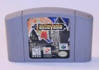 Castle Vania Nintendo 64 N64 Video Game Authentic OEM Cart Only USA Castlevania