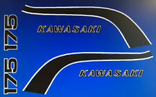 KAWASAKI F7 175 ENDURO DECALS