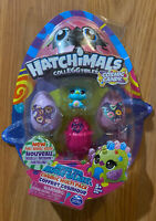 Hatchimals Colleggtibles Cosmic Candy 4 Pack NEW