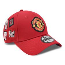 New Era Manchester United FC Gorra de béisbol .9 FC Sombrero De Fútbol cuarenta Multi Parche W20