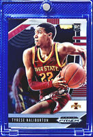 TYRESE HALIBURTON 2020-21 PANINI PRIZM SILVER CHROME #10 DRAFT PICKS ROOKIE RC