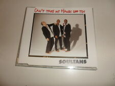 CD  Soultans ‎– Can't Take My Hands Off You