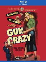 Gun Crazy [New Blu-ray] Manufactured On Demand