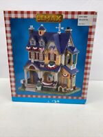 Lemax Summer Americana Golden Summer Days 2019 New In Box Never Removed From Box