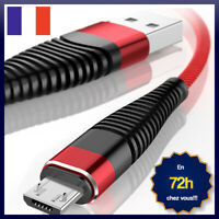 CABLE CHARGEUR TELEPHONE POUR SAMSUNG, WIKO, LG, SONY, HUAWEI, IPHONE, IPAD