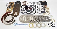 Complete Dodge 48RE Transmission Master Full Rebuild Kit w/ SENSORS HD SOLENOIDS
