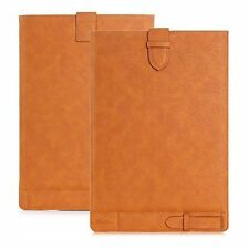 Apple iPad Pro 12.9 Sleeve Envelope Case Slim Pencil Holder Pocket Leather New