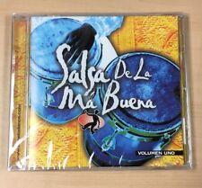 Salsa De La Ma Buena Volume 1 CD  New and Factory Sealed