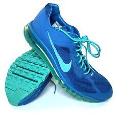 Nike Air Max 2013+ EXT Men's Running Dark Atomic Teal 554967-333, Size 11