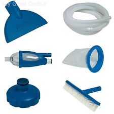 Intex Swimming Pool Maintentance Kit - Vacuum, Skimmer Net And Scrubbing Brush