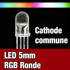 Flat TOP LED red 100pcs 430R//100# LED 5mm cylindrique  Rouge  100pcs