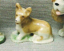 WADE CORGI DOG, WHIMSIES SET 7, 1957-1959