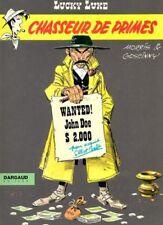 morris + goscinny LUCKY LUKE - CHASSEUR DE PRIMES  dargaud # 8 ou 39 E.O. 1972