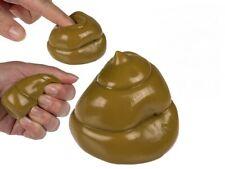Antistress Kothaufen Squeeze Kackhaufen Poop Stressball Gag Scherzartikel 5 cm