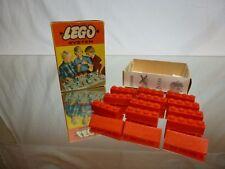 LEGO 280 BOUWSTENEN BRIQUES - BUILDING BLOCKS - VERY RARE - GOOD IN ORIGINAL BOX
