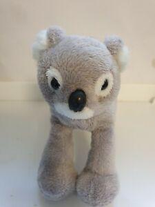 WWW WILD REPUBLIC  Koala Finger Puppet Australian animal  soft toy plush toy