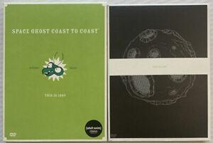 Space Ghost Coast To Coast Volume 3 (Dvd, Adult Swim, 2005) Canadian