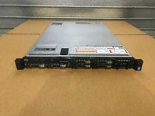 Dell R630 SERVER 2x E5-2630L V3 1.8ghz 8C 64GB Ram H730 6x 1.2TB SAS 2x PSU