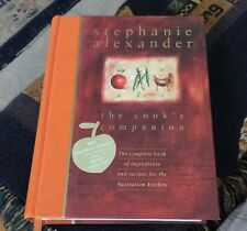 Stephanie Alexander The Cook's Companion Cookbook Australian Recipes 800+ Pages
