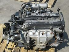 Honda Crv Civic B20B Engine Low Intake Manual AWD 5speed Transmission Ecu B20B