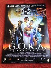 G.O.R.A. Kinoplakat, Poster A1, A Space Movie, Cem Yilmaz, Ózge Ózberk