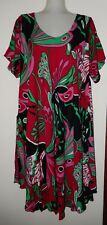 LADIES / WOMEN'S A-LINE SUMMER DRESS  plus size 16 , 18 , 20  $ 25 NEW WITH TAGS