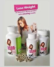 DARE TO BARE ADVANCED WEIGHT LOSS SLIMMIMG DIET TABLETS TRAIL PACK 12 PILLS