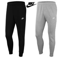 Nike Mens Joggers Sweatpants French Terry Tracksuit Bottoms Fleece Trousers