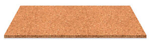 Cork Sheet A4 210 x 297mm 6mm thick pin boards model making craft hobby
