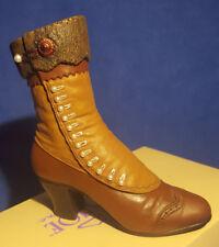 Miniaturschuh  - Just the Right Shoe - 25034 High Button Boot NEU OVP