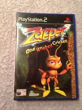 Playstation 2 Zapper One Wicked Cricket! Game