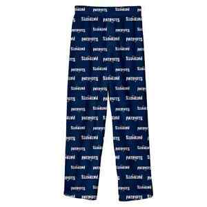 NFL Boys New England Patriots Printed Lounge Pants  XXS 4/5