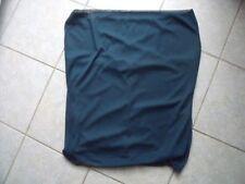 TB0285 VILA CLOTHES Damen Top Tunika Wasserfall-Ausschnitt Petrol Grün Gr. L TOP