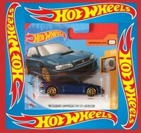 Hot Wheels 2020  ´98 SUBARU IMPREZA 22B STi VERSION   23/250 NEU&OVP