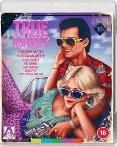 True Romance (Christian Slater) Limited Edition New Region B Blu-ray + Booklet