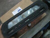 Hino Contessa 1300 SPEEDOMETER km/h GAUGE COMPLETE Dash Fuel / Temp Gauge used