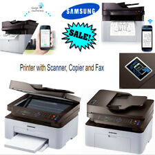 Samsung Multifunction Wireless Cloud Monochrome Laser Printer Scanner Copier Fax