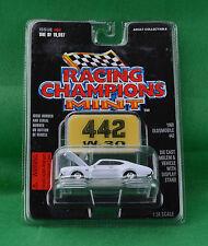 Racing Champions Mint 1969 Oldsmobile 442 W-30 #68 White Car Emblem Stand 1997