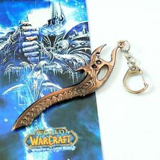 Keychain / Porte-clés - World of Warcraft - Fear of the Devil's Sword