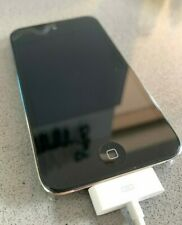 Vintage Apple iPod Touch 64GB 4th Gen Black MC547ZP/A MP3 Player