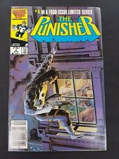 The Punisher (#4 Limited Series) [1985]