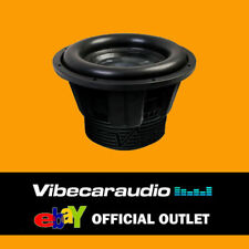 "Vibe Blackair 10D2-V7 - 12"" 1800 Watt Dual 2 ohm Car Subwoofer BNIB"