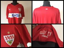 Maglia calcio stuttgart enbw puma trikot jersey football shirt vintage 2006